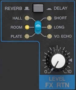 Built-In Effects Processor