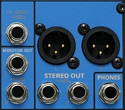 Stereo Outputs