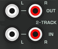 2 Track Input and Output